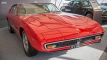 1970 Maserati Ghibli SS Coupe