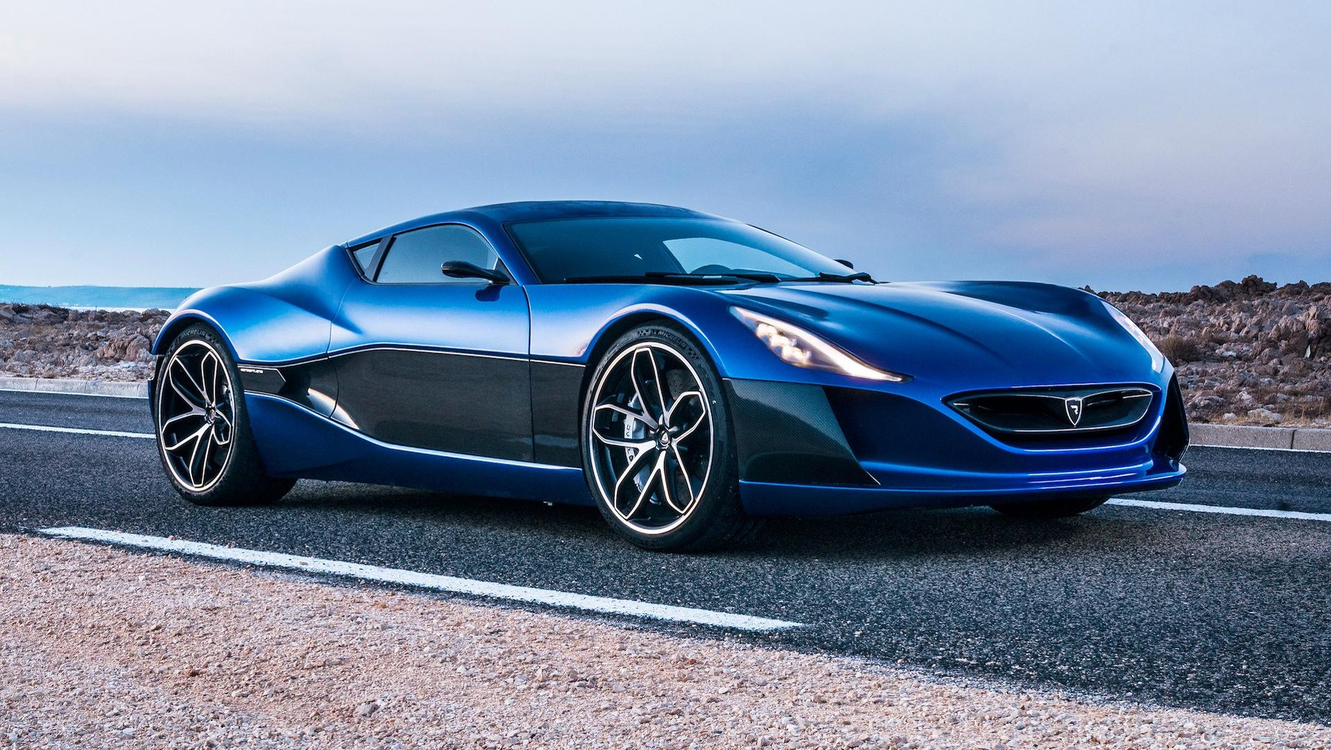 Rimac Will Show Tesla Roadster Rivaling Electric Supercar In 2018