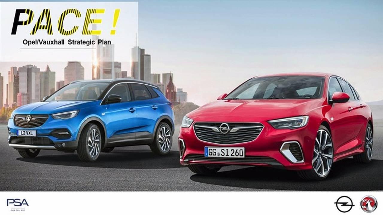 PACE! PSA Opel