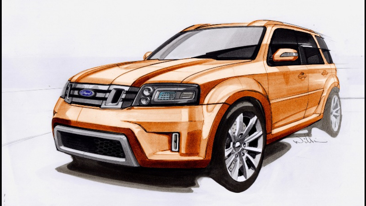 Ford Equator Concept