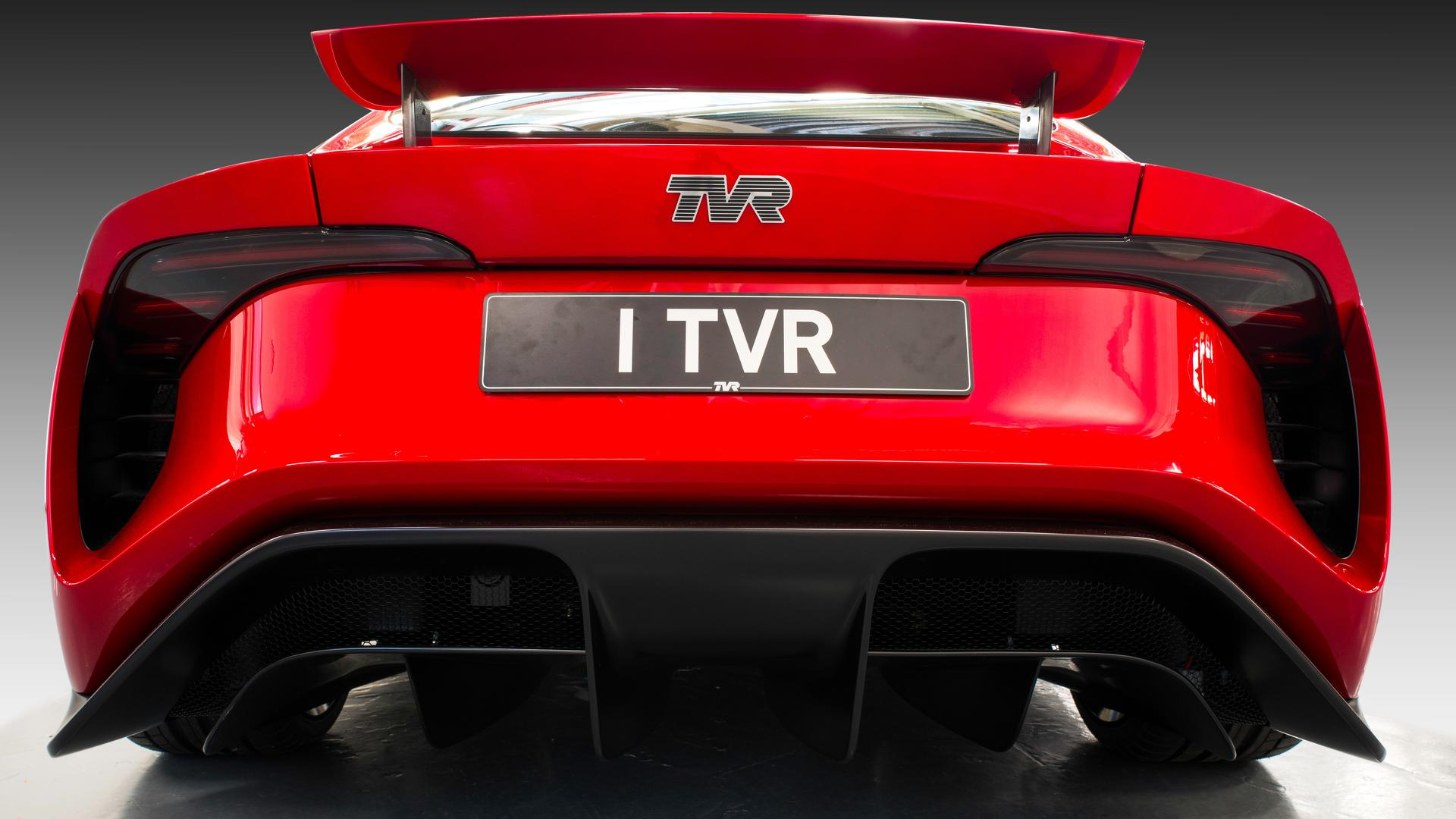 TVR needs £25 million to kick off production