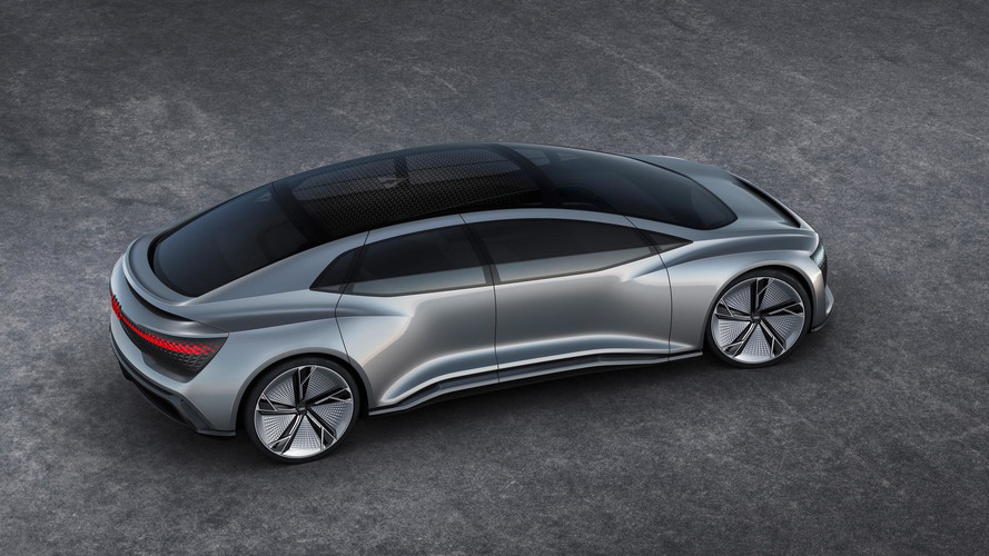 Audi Landjet Will Be A 'Revolution' With 'Completely Different' Design
