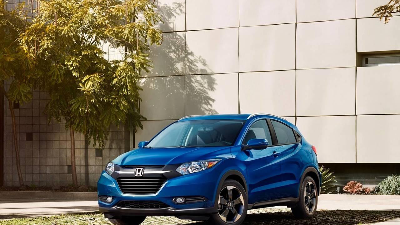 3. Honda HR-V LX $20,510
