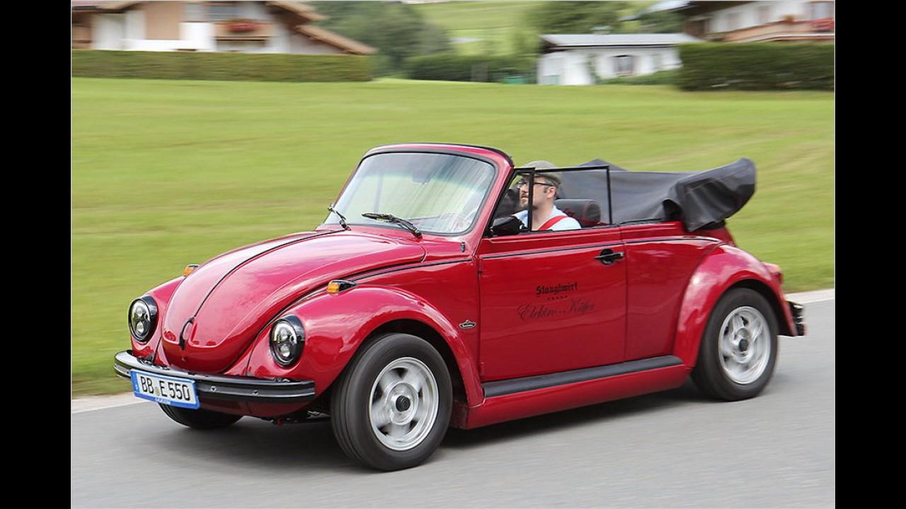 VW Käfer Elektro-Cabrio