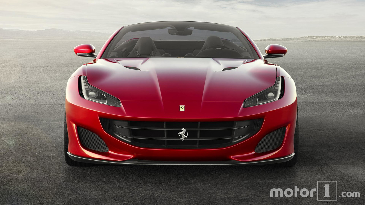 Ferrari Portofino Vs California T See The Changes Side By Side