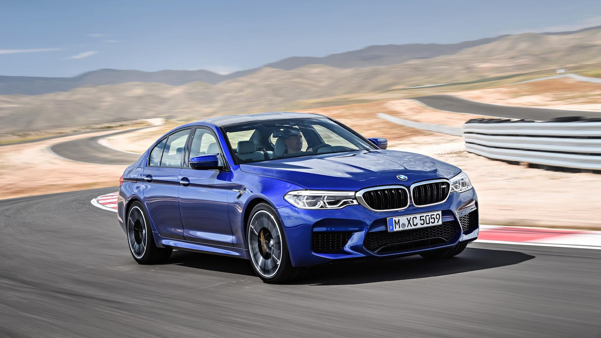 2018 Bmw M5 Reportedly Priced At 102 600 In The U S
