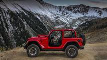 2018 Jeep Wrangler in Firecracker Red Clear Coat