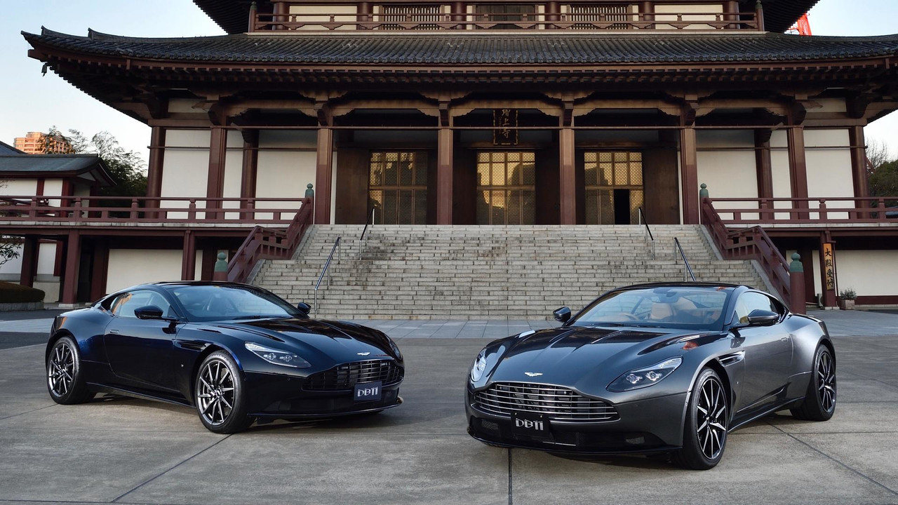 aston martin japan trade deal | motor1 photos