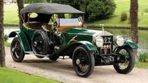 Rolls Royce à Mulhouse