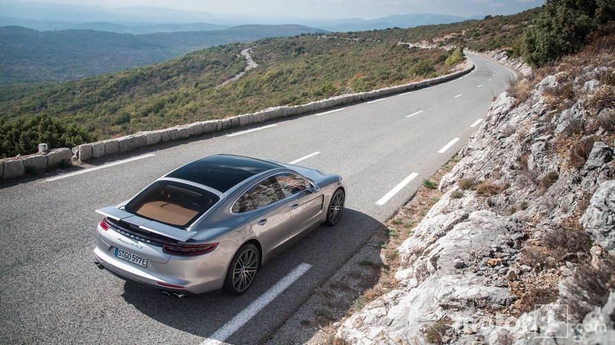 Porsche rappelle la nouvelle Panamera pour un problème de direction