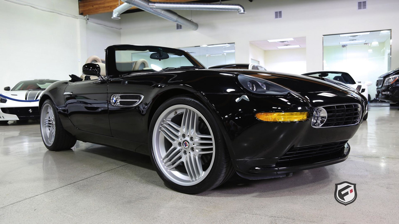 Rare Bmw Z8 Alpina Costs A Pretty Penny