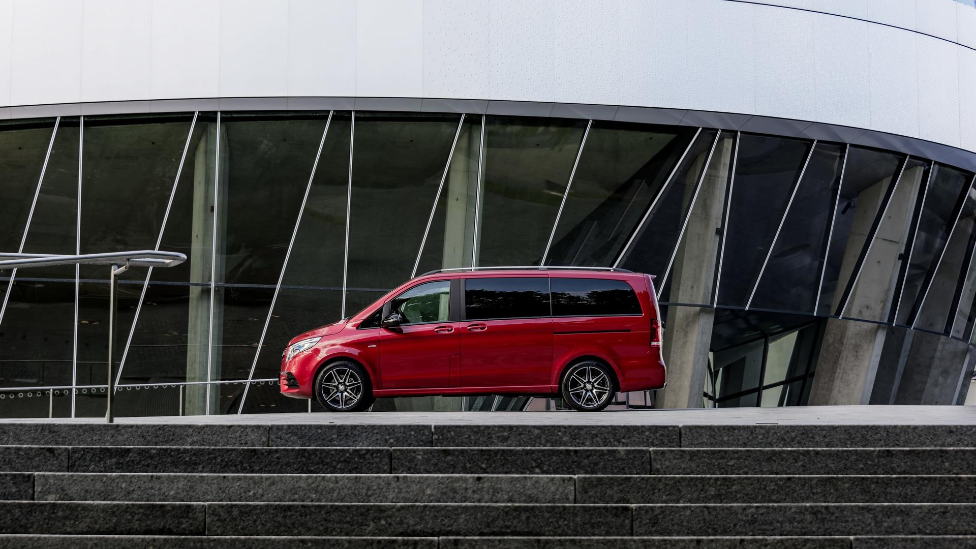 mercedes v class limited and rise editions spice up the posh mpv https www motor1 com news 178079 mercedes v class limited edition