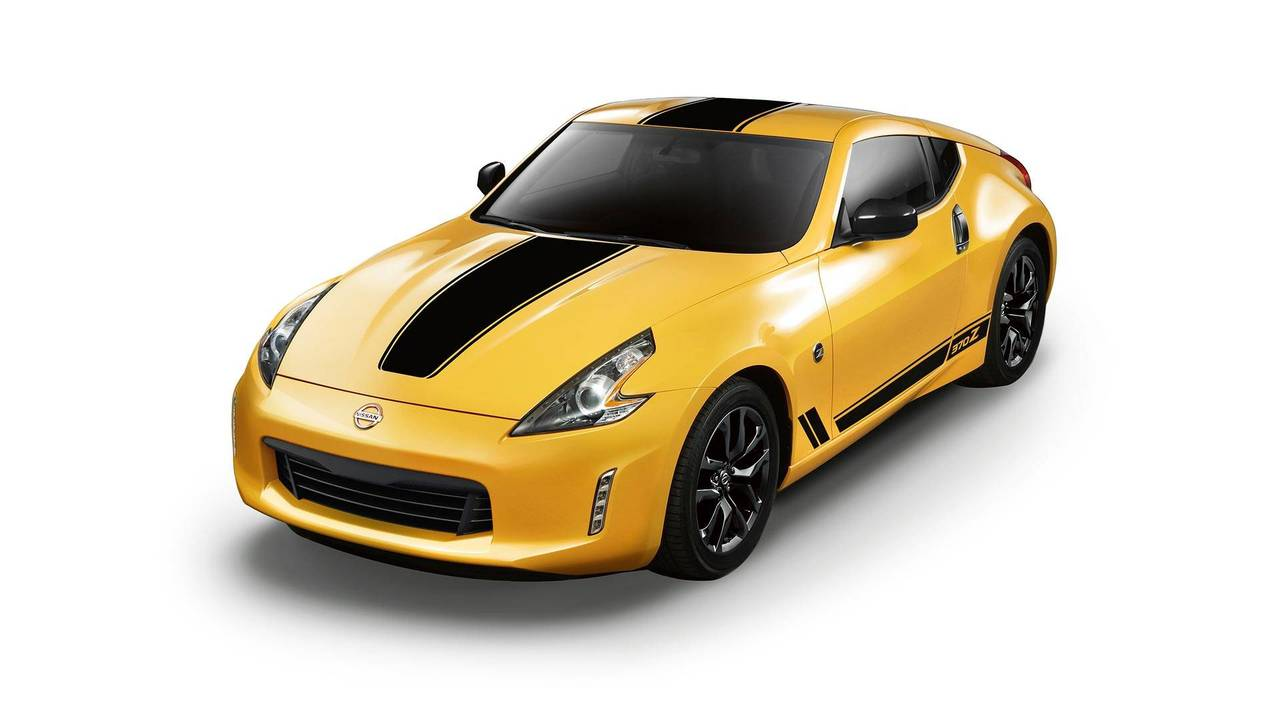 Nissan 370z Heritage Edition Motor1com Photos