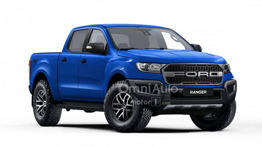 Ford Ranger Raptor, il pick up medio con numeri da sportiva