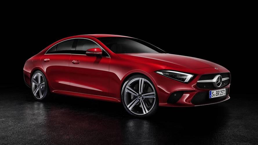Así es el nuevo Mercedes-Benz CLS 2019