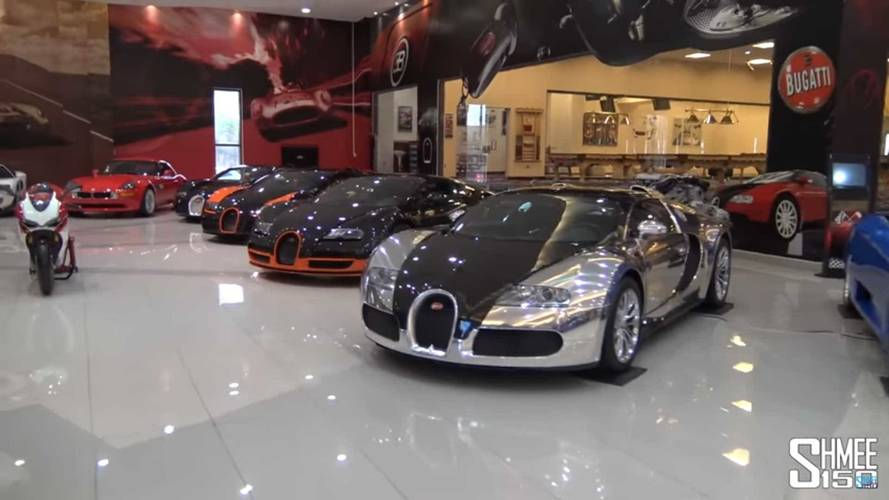 This Epic Abu Dhabi Hypercar Museum Has Just About Everything