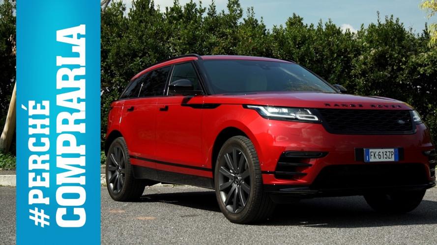 Range Rover Velar, perché comprarla... e perché no [VIDEO]