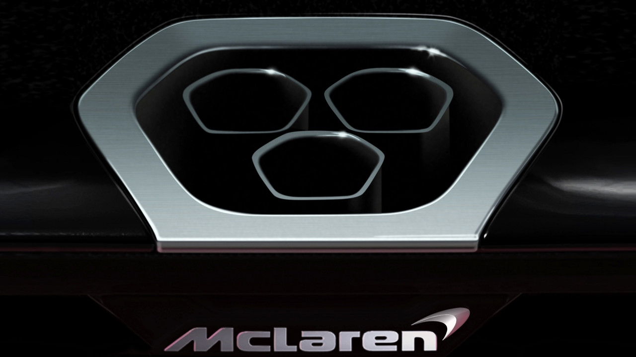 [Copertina] - McLaren lancerà un'hypercar da pista nel 2018