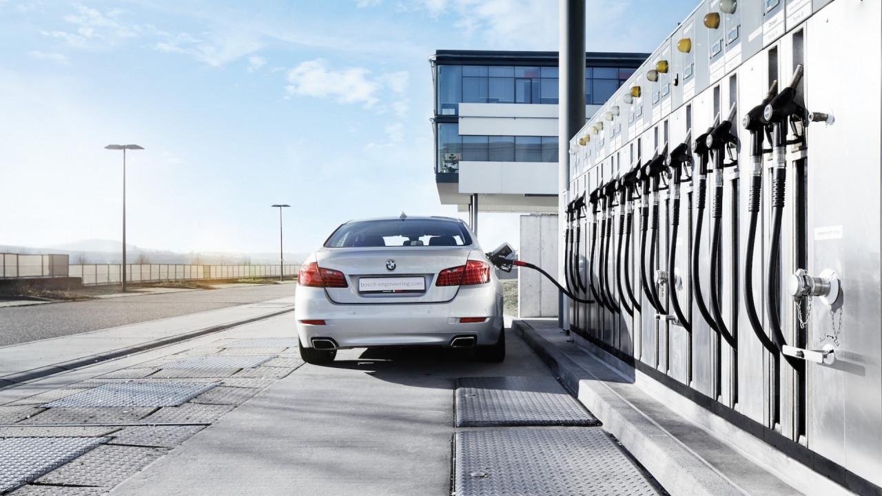 [Copertina] - Bosch, ecco il carburante che azzera le emissioni di CO2