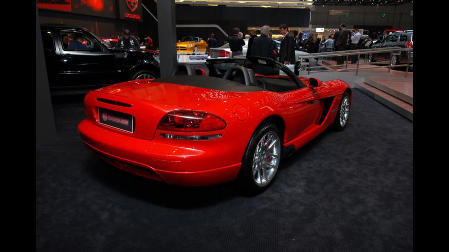 Dodge al Salone di Ginevra
