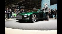 Bentley al Salone di Ginevra 2015
