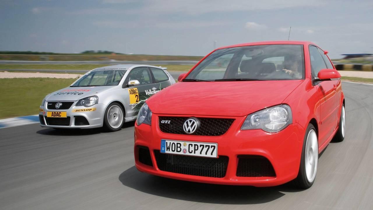 Erős visszatérés turbómotorral: Polo IV GTI (2006)