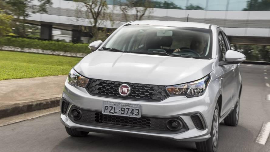Fiat lança plano de financiamento com primeira parcela só para 2021