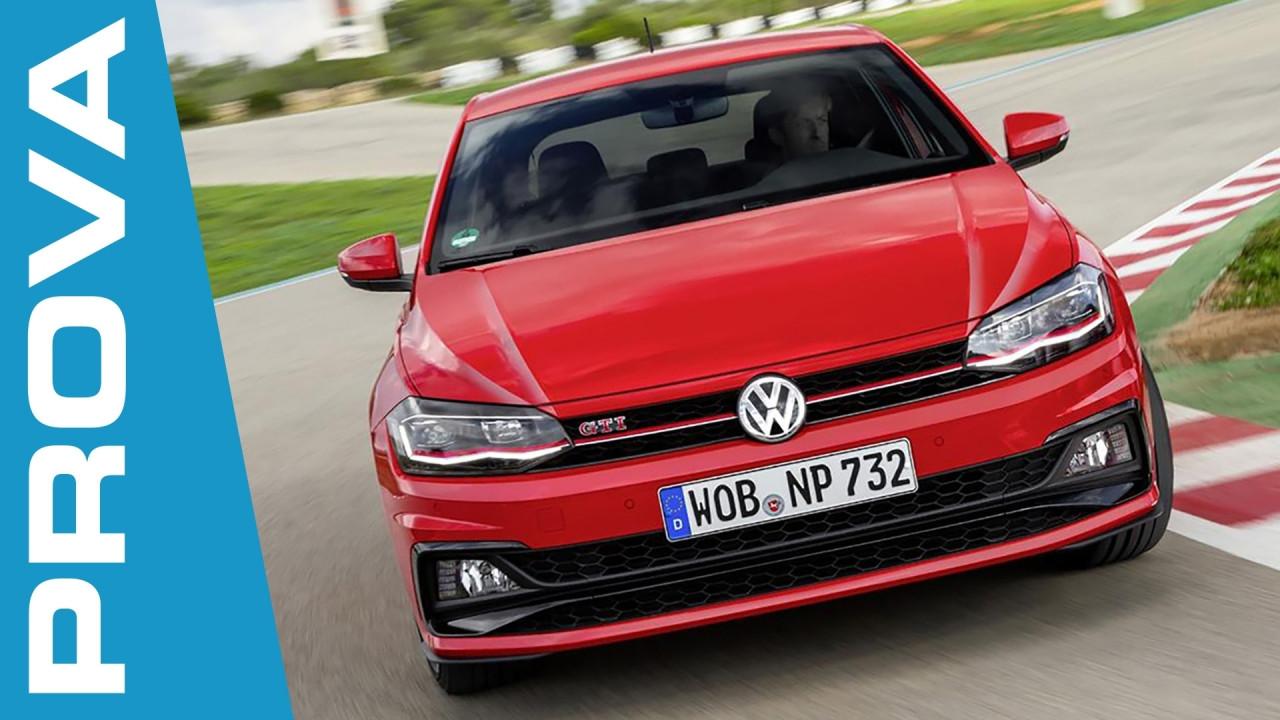 [Copertina] - Volkswagen Polo GTI, va a caccia di giganti