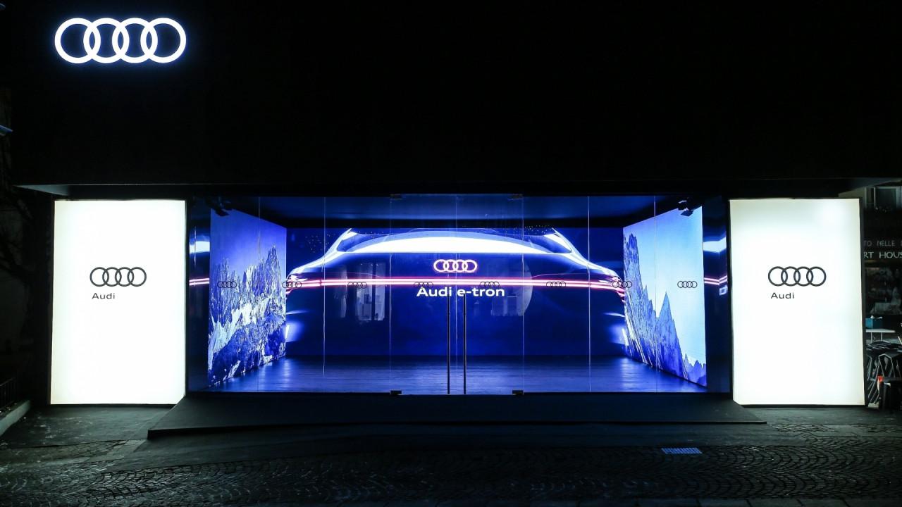 [Copertina] - Audi e Cortina insieme per l'ecosostenibilità