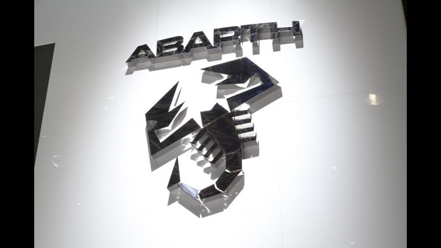 Abarth al Salone di Parigi 2012