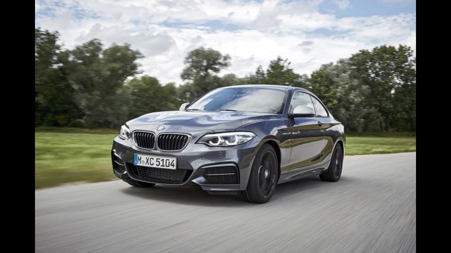BMW Serie 2 restyling, tante novità per gli occhi attenti [VIDEO]