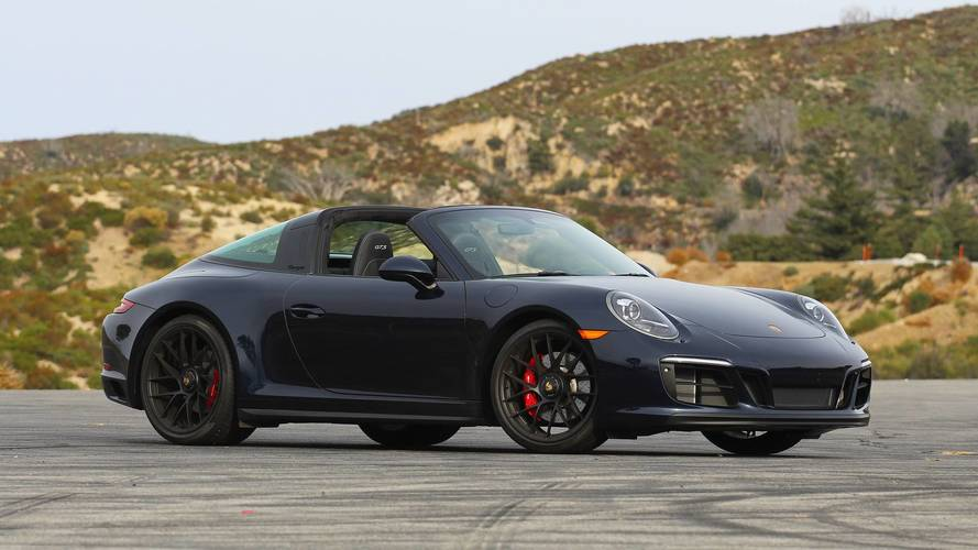 2018 Porsche 911 Targa 4 GTS Review: Nearly Perfect