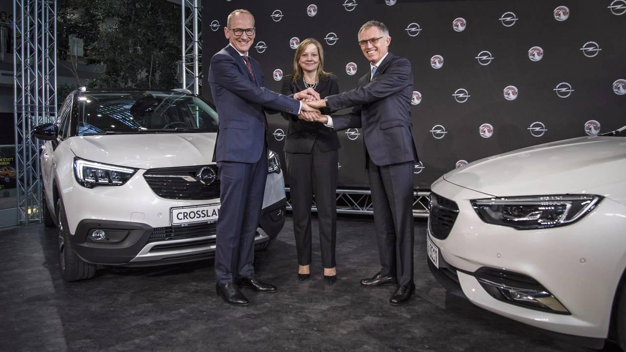 Vente Opel à PSA