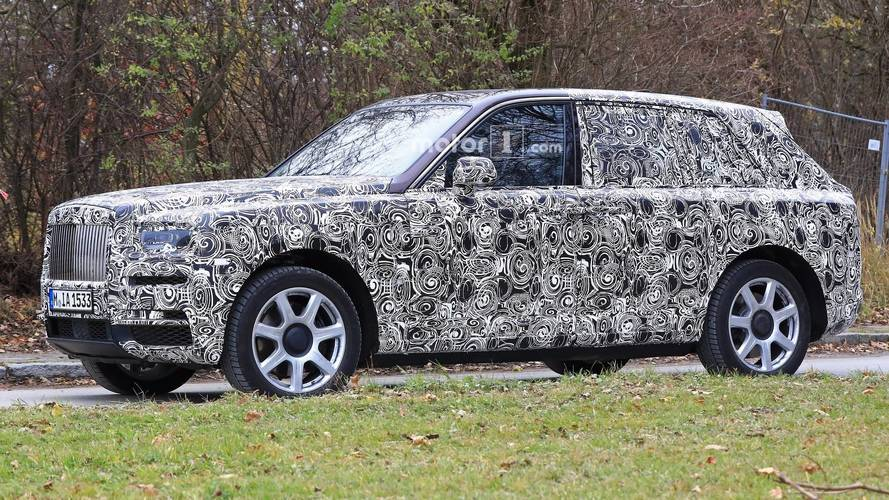 Rolls Royce Customers Set To Get Exclusive Preview Of New Suv