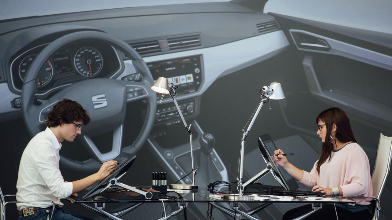 [Copertina] - Seat punta sul digital cockpit per il futuro ma lo stile è retrò