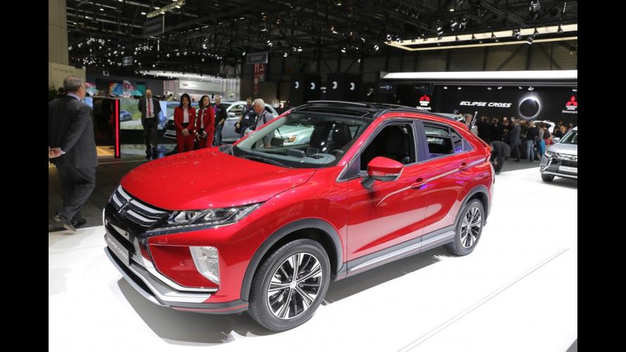 Mitsubishi al Salone di Ginevra 2017