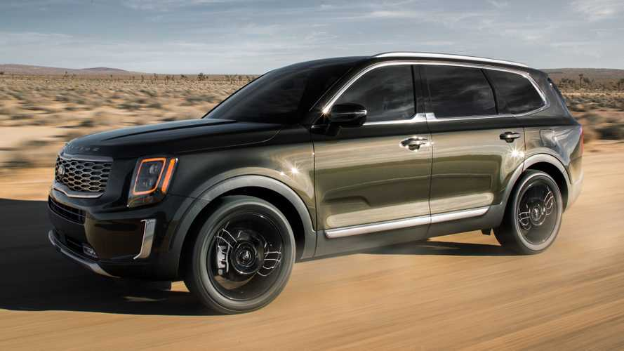 2020 Kia Telluride arrives in Detroit with 8 seats, V6 power