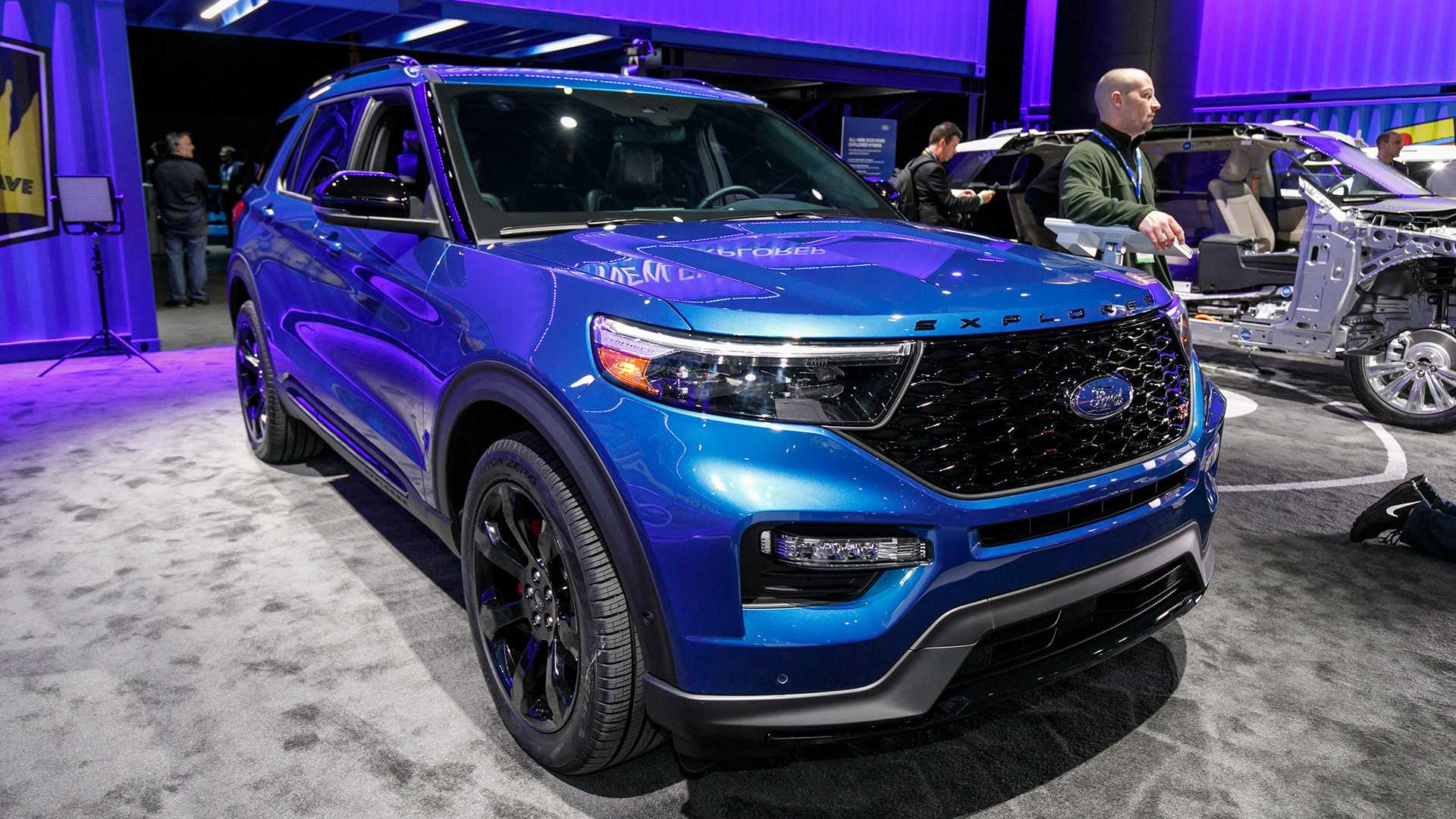 2020 Ford Explorer St Is A 400 Horsepower Crossover Update