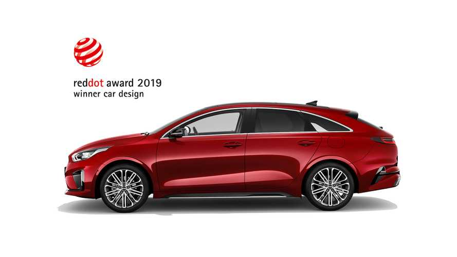 Kia Red Dot Awards 2019