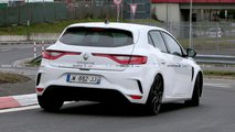 Renault Megane RS Trophy-R Casus Fotoğrafları
