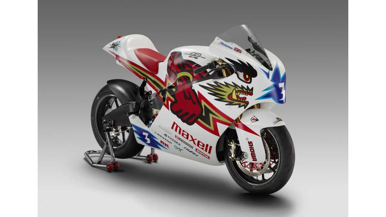 God of Electricity 2 Targets 110 MPH Average Speed at TT Zero Race on Isle of Man