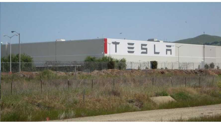 Tesla Buys 35 Acres Beside Factory, Complete With Test Track