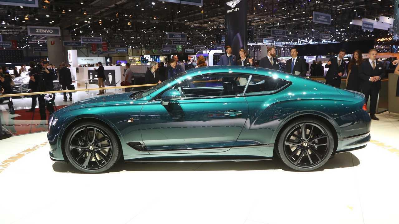 Bentley Continental GT Numéro 9 Edition