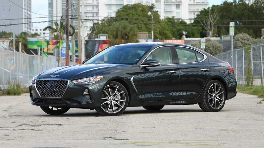 2019 Genesis G70 3.3T Design Edition Review: Land Of Hopes And Dreams