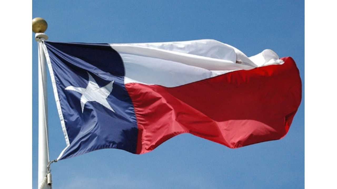 Texas Starts $2,500 Plug-In Incentive, Tesla Model S Not Eligible