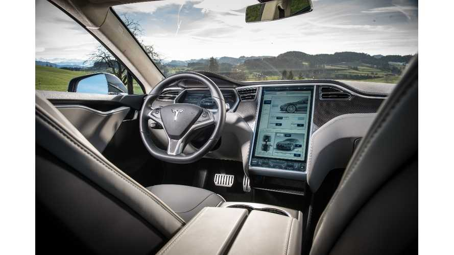 Top 5 Tesla Model S Features That Put Tesla on the Cutting Edge of Automotive Technology