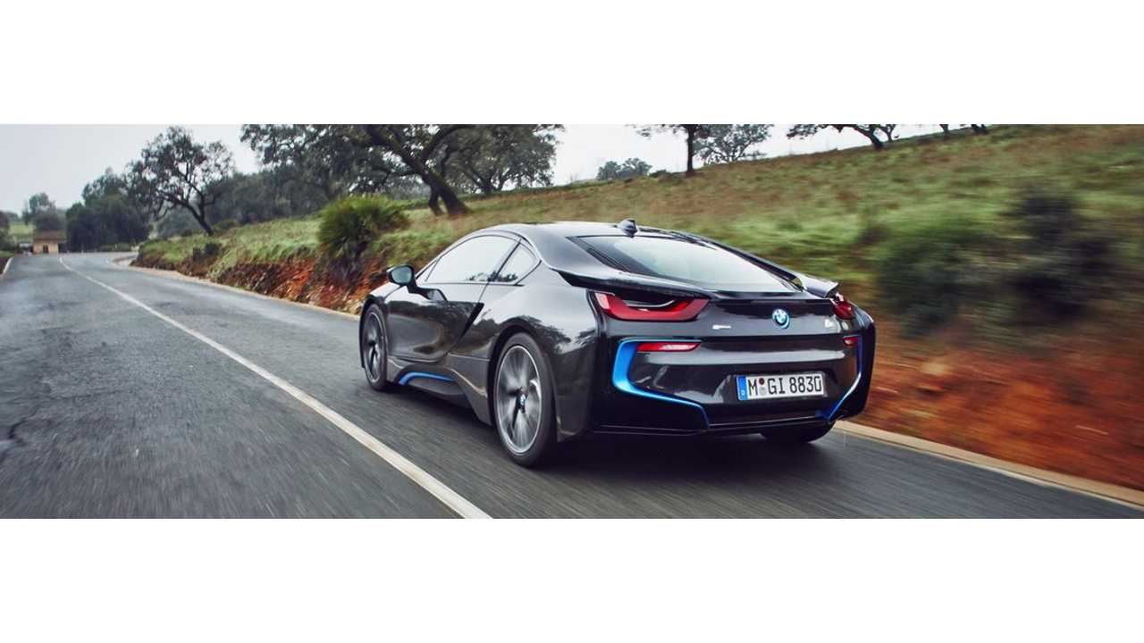 Road & Track: BMW i8 Instrumented Test Results - 0 To 60 MPH In 3.8 Seconds
