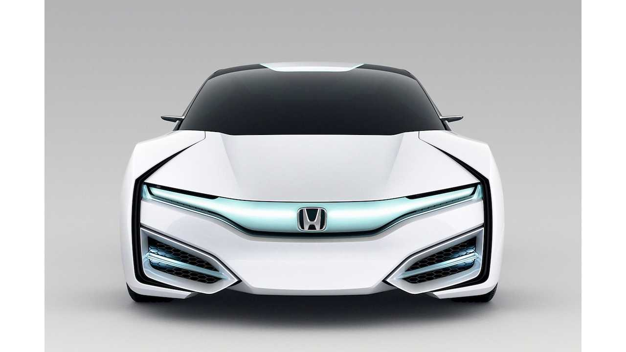 2015 Toyota and Honda Fuel Cell Electric Vehicles Expected to Be Priced at $97,750 - Yikes!!!