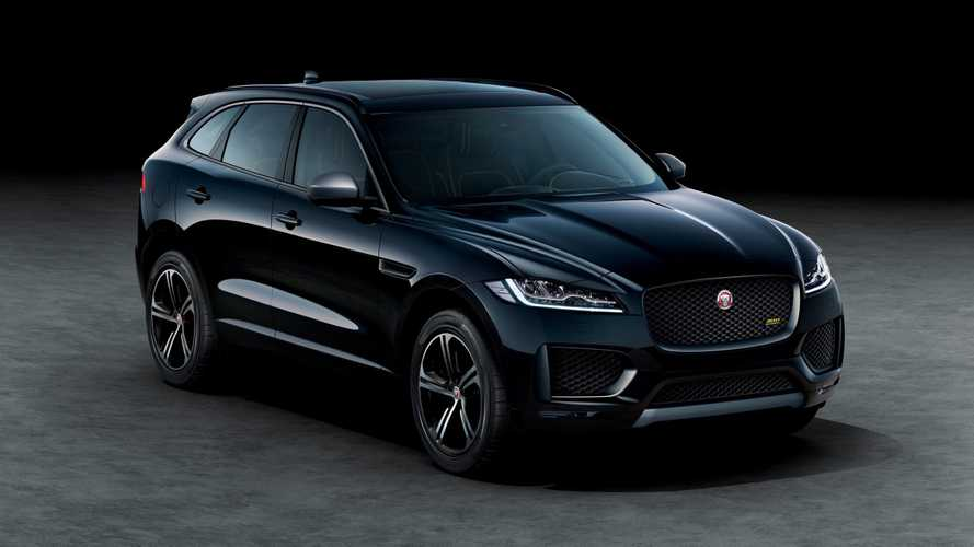 Jaguar unveils new limited run F-Paces