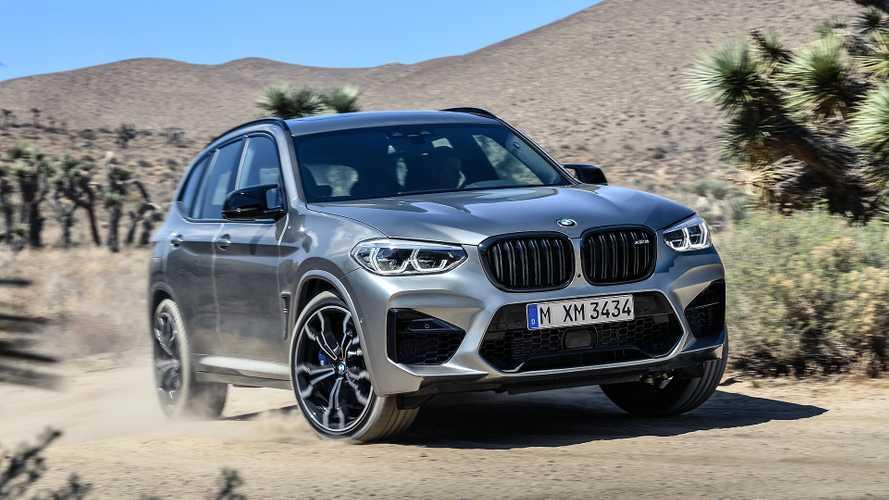 BMW pense que le X3 M sera un best-seller